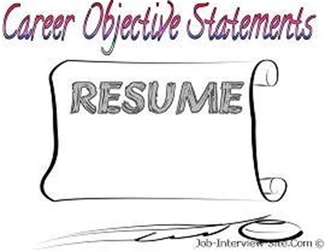What is a good objective on a resume